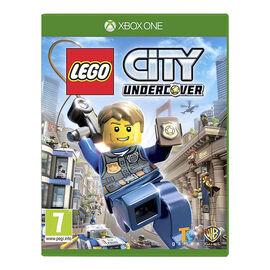 Xbox One Lego City Undercover