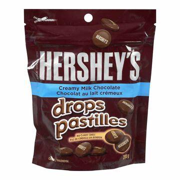 Hershey's Creamy Milk Chocolate Drops - 200g