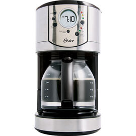 Oster 12 Cup Programmable Coffee Maker - BVSTCJ0031-033A
