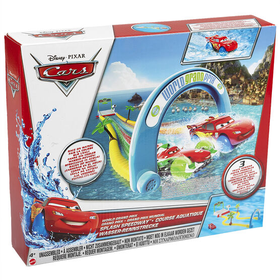Disney Cars - World Grand Prix - Splash Speedway