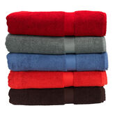 Turkish Cotton Bath Towels - Assorted