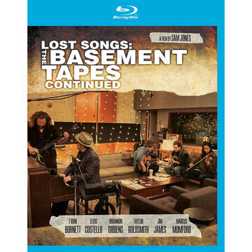 Lost Songs: The Basement Tapes Continued - Blu-ray