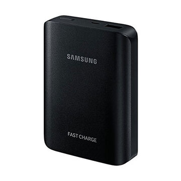 Samsung Fast Charge Portable Battery Pack - Black - EBPG935BBUGCA