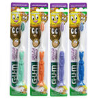 G.U.M. L'il Safari Friends Toothbrush