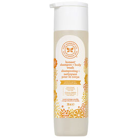 Honest Shampoo and Body Wash - Sweet Orange Vanilla - 250ml