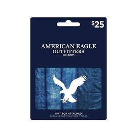 American Eagle Gift Card - $25