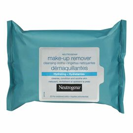 Neutrogena Hydrating Make-up Remover Cleansing Cloths - 25's
