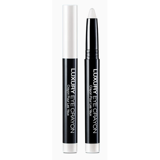 Kiss Pro Luxury Eye Crayon - White