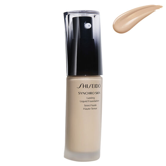 Shiseido Shynchro Skin Lasting Liquid Foundation - R2 Rose 2