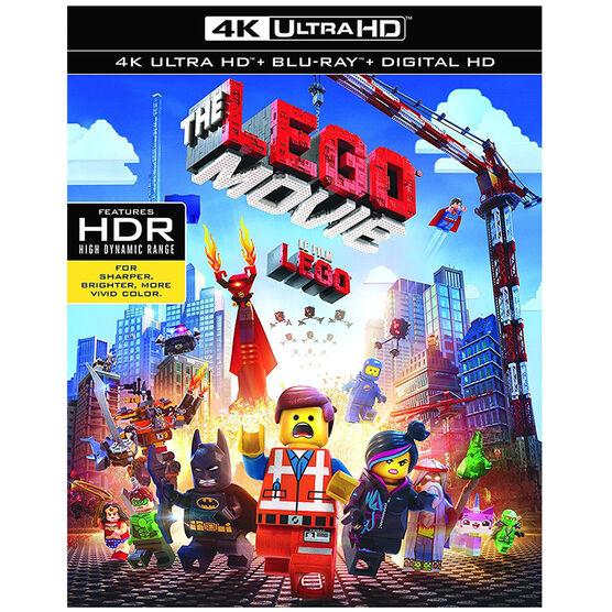 The LEGO Movie - 4K UHD Blu-ray