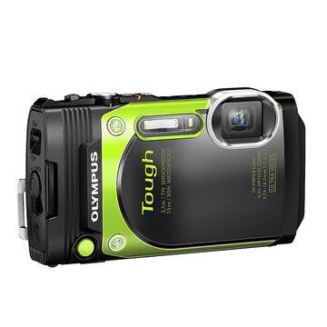 Olympus TG-870 - Green - V104200EU000