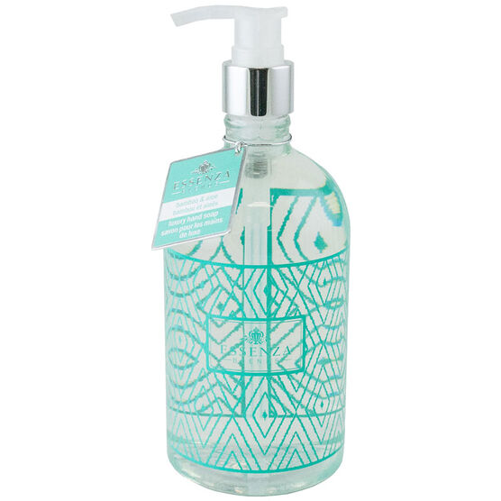 Essenza Blends Luxury Hand Soap - Bamboo & Aloe - 426ml