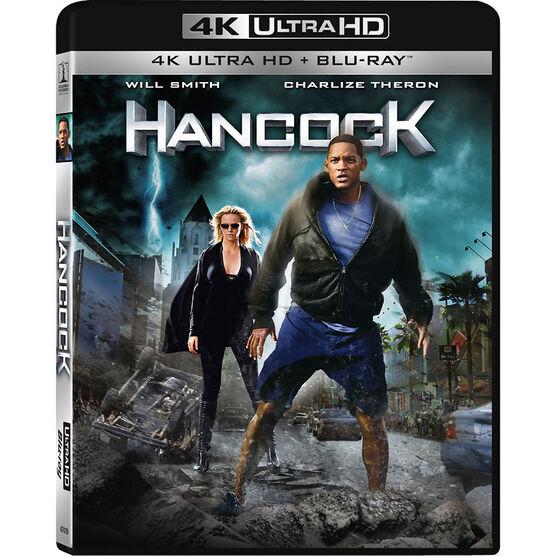 Hancock - 4K UHD Blu-ray
