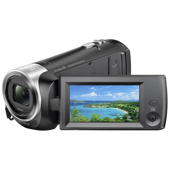 Sony HDRCX405 Handycam Camcorder- Black - HDRCX405BKIT