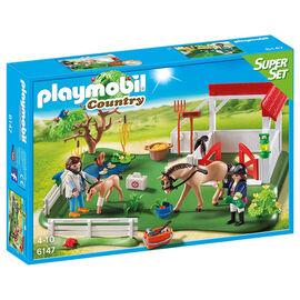 Playmobil Paddock Superset - 61478