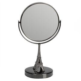 Danielle Eiffel Tower Vanity Mirror - Midi - Gun Metal - 5x