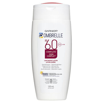 Ombrelle Complete Lotion - SPF 60 - 120ml
