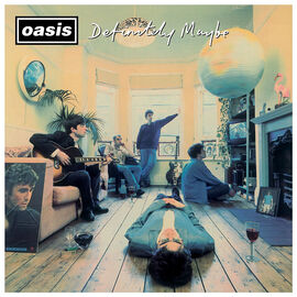 Oasis - Definitely Maybe - Vinyl