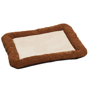 London Drugs Pet Mat - Brown/Beige - Small