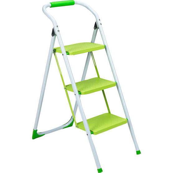 London Drugs Folding Step Ladder - Assorted