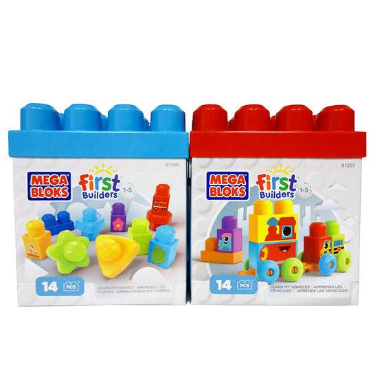 Mega Bloks First Builders Imagination - Assorted