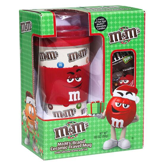 M&M's Mug Gift Set - Assorted
