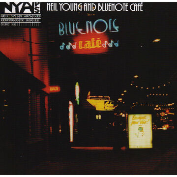 Neil Young and Bluenote Cafe - 2 CD