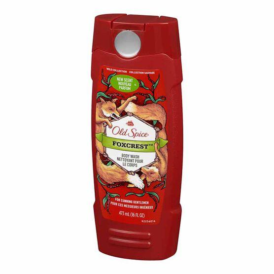 Old Spice Body Wash - Foxcrest - 473ml