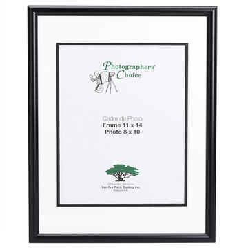 Metal 11 x 14 Frame - Black
