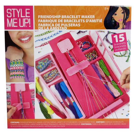 Style Me Up! Friendship Bracelet Marker