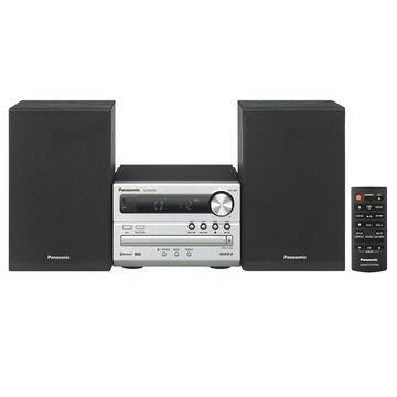 Panasonic CD Mini System - Silver - SCPM250S