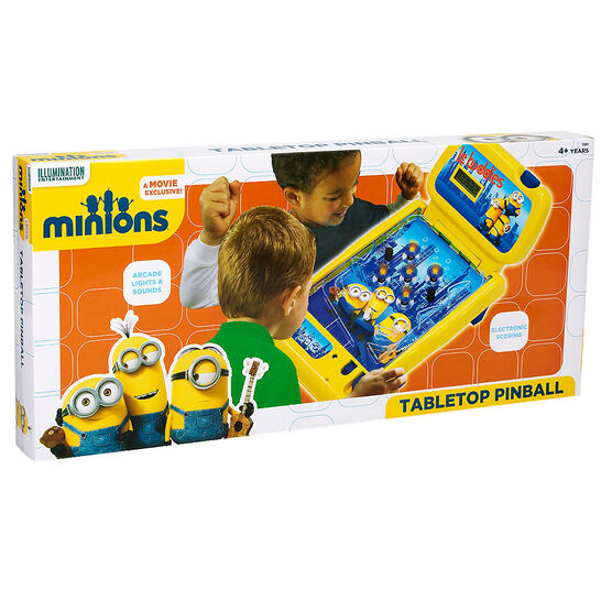 Minions Table Top Pinball