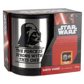 Star Wars Self Stirring Mug - Darth Vader