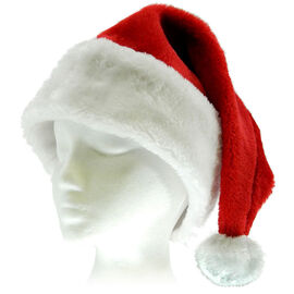 Christmas Forever Deluxe Santa Hat - XM-UH2392