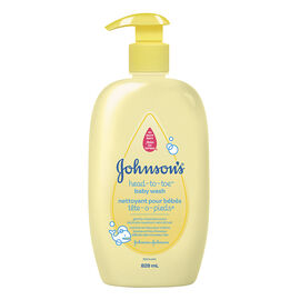 Johnson & Johnson Baby Head-To-Toe Wash - 828ml