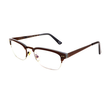 Foster Grant Warwick Reading Glasses - Brown - 2.00