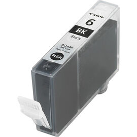 Canon BCI-6BK Ink Tank - Black - 4705A003