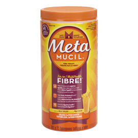 Metamucil Smooth Texture - Orange - 72 Doses