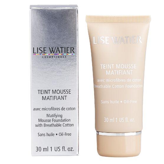Lise Watier Teint Mousse Matifiant Foundation - Beige Beige