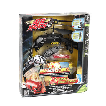 Air Hogs Remote Control Megabomb Helicopter - Assorted