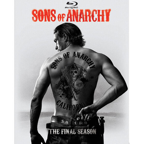 Sons of Anarchy: Season 7 - Blu-ray