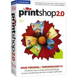 Encore Print Shop 2.0 - Bilingual