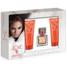 Jlo Jlove Gift Set - 3 piece