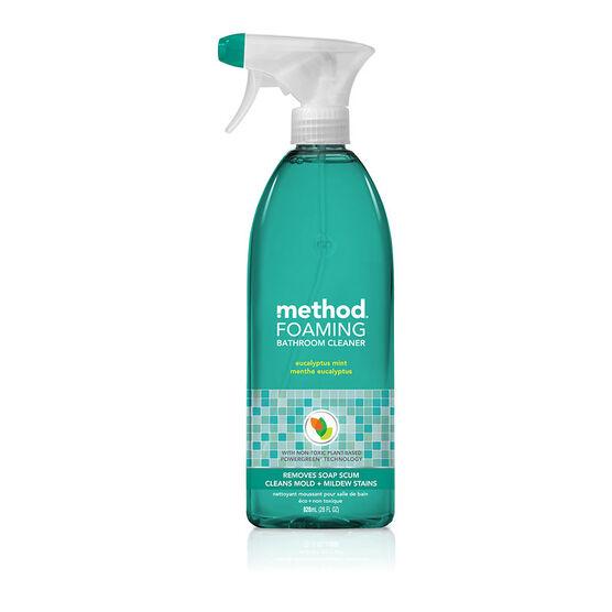 Method Tub and Tile Foaming Cleaner - Eucalyptus Mint - 828ml