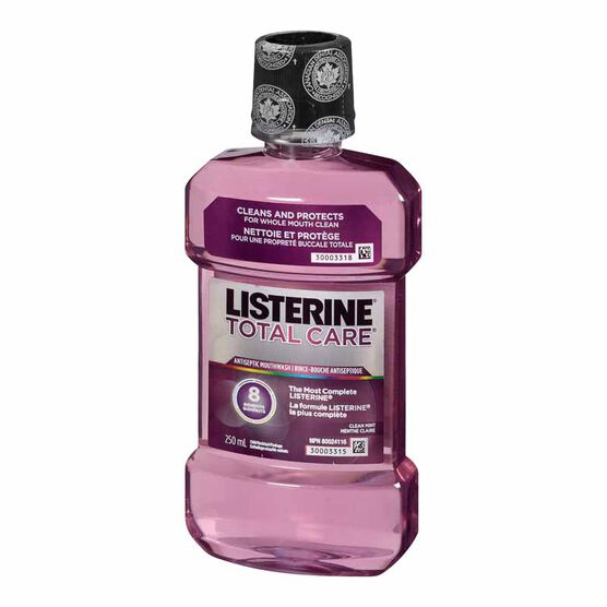 Listerine Total Care - Clean Mint - 250ml