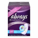 Always Dri-liners Pantiliners - Unscented - Regular - 80's