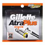 Gillette Atra Plus Blades - 10's