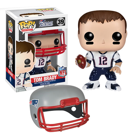 Pop: NFL - Tom Ready Vinyl Figure
