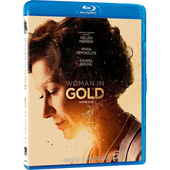 Woman in Gold - Blu-ray