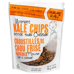 Solar Raw Food Ultimate Kale Chips - Better Than Cheddar - 100g
